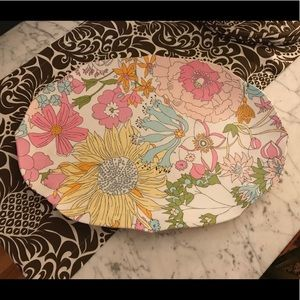 Liberty for target melamine tray. Like new. 12x16